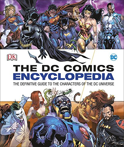 The Dc Comics Encyclopedia - Updated Edition (New) (Dk)