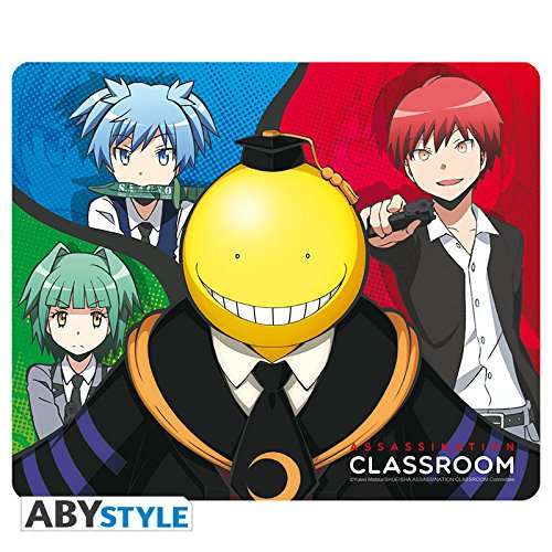 ABYstyle - ASSASSINATION CLASSROOM - Mauspad - Gruppe