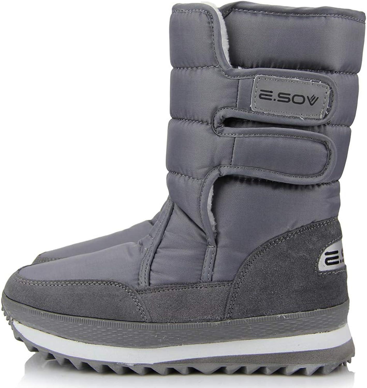 AARDIMI Snow Boots for Women Flat Heel 10 colors Plus Size Women Waterproof Boots Women Winter shoes