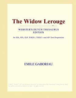 The Widow Lerouge (Webster's Dutch Thesaurus Edition)