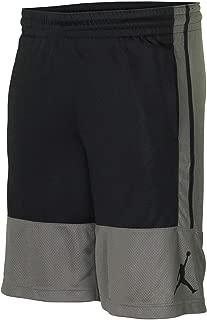 Nike Air Jordan Rise Gray/Black Men's Basketball Shorts Grey Black AR2833 018