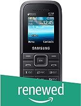 (Renewed) Samsung Guru FM Plus (Black)