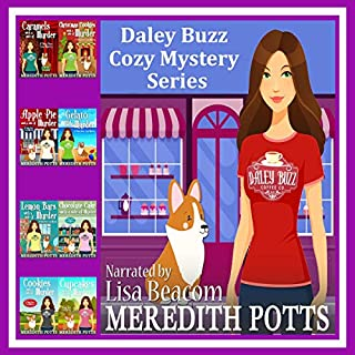 Daley Buzz Cozy Mystery Series                   By:                                                                                                                                 Meredith Potts                               Narrated by:                                                                                                                                 Lisa Beacom                      Length: 26 hrs and 5 mins     Not rated yet     Overall 0.0
