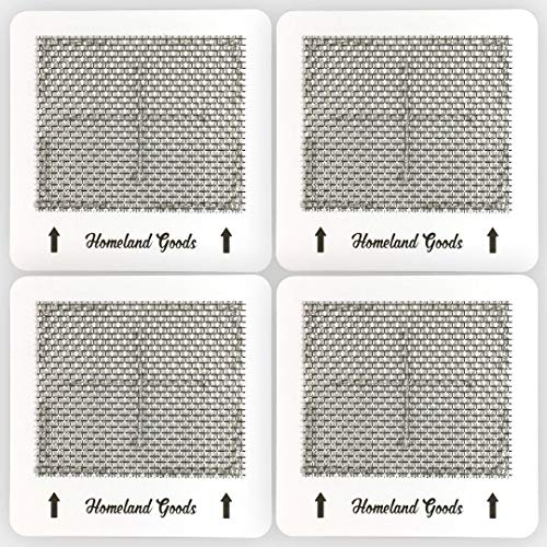 Homeland Goods 4 Ozone Plates for Alpine Ecoquest Living Air Purifiers