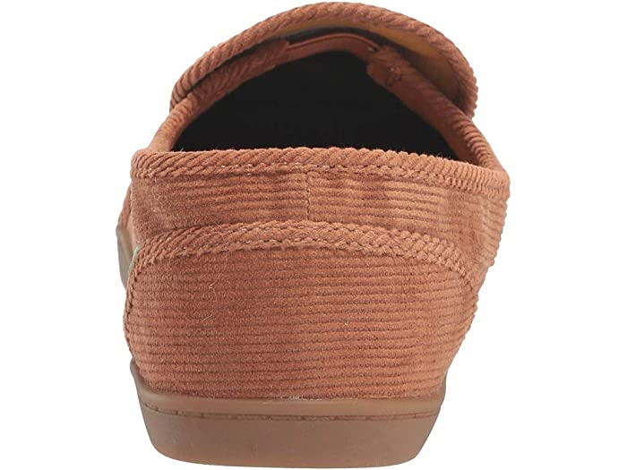 Sanuk Pair O Dice Corduroy Roasted Pecan Sneakers & Athletic Shoes