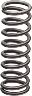 8.12 lbs Load Capacity 0.72 OD 0.88 Free Length 16.66 lbs//in Spring Rate Inch 0.055 Wire Size Compression Spring Pack of 10 0.393 Compressed Length 302 Stainless Steel