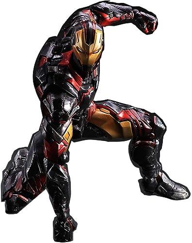 Lfy Marvel Avengers - Collection De Jouets pour Enfants Infinite War Iron Man