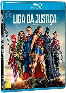 Liga Da Justica [Blu-ray]