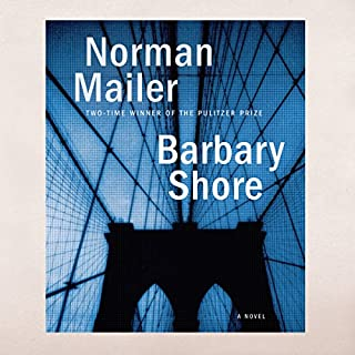 Barbary Shore audiobook cover art