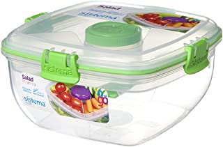 Best sistema salad container Reviews
