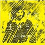 Songtexte von The Wedding Present - Live 1987