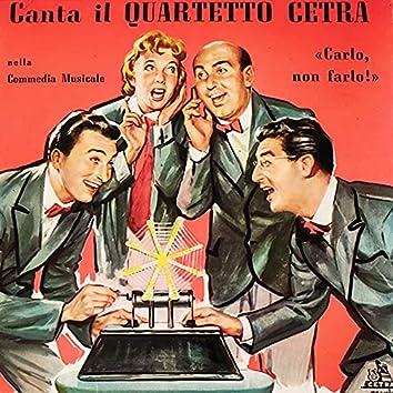 Canta il quartetto cetra
