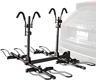 BV 自行车 自行车 悬吊架 架架 适用于汽车卡车 SUV - 托盘式智能倾斜设计