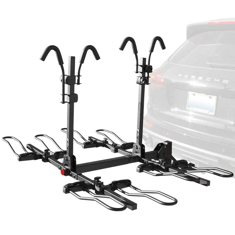 BV 4 Bike Bicycle Hitch Carrier