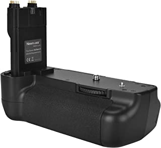 Newmowa Mango de Repuesto Battery Grip para Canon 5D Mark Ⅱ Cámara réflex Digital