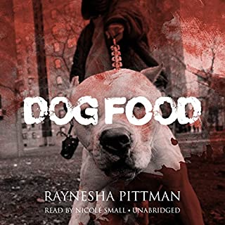 Dog Food audiobook cover art