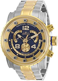 Invicta Men's Pro Diver Quartz Watch with Stainless Steel Strap, Two Tone, 24 (Model: 29967)