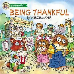 Being Thankful (Little Critter) by [Mercer Mayer]