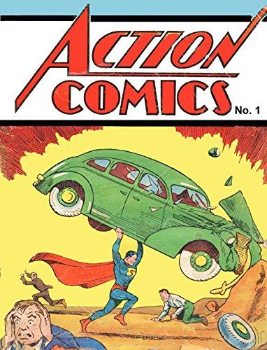 Action Comics 1 (English Edition)