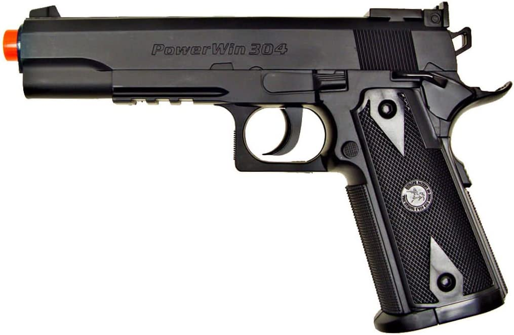500 fps new wg airsoft 1911 non SALENEW very popular Year-end annual account co2 gun gas hand pistol blowback