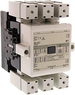 Fuji Electric, SC-E7-100V, Magnetic contactor, 200A 2No 2N