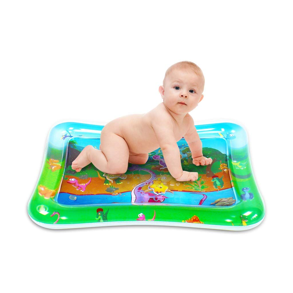 Womail Inflatable Water Mat New Orleans Mall for Babies Wat x 24