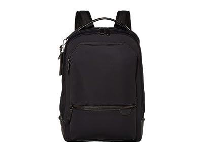 Tumi Harrison Bradner Backpack (Black) Backpack Bags