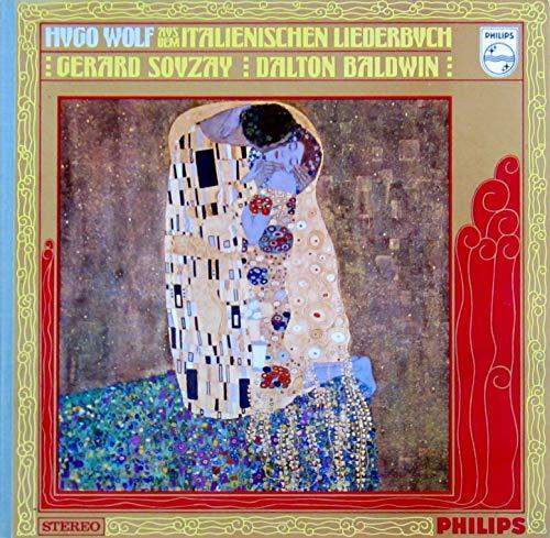 Wolf: Aus dem Italienischen Liederbuch [Vinyl, LP, 802 870 LY].