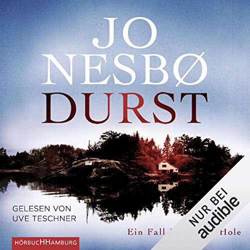 Durst (Harry Hole 11) audiobook cover art