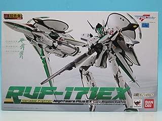 Macross F DX Chogokin RVF-171EX Nightmare Plus EX Luca Angers Roni machine by Bandai
