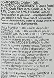Thrive Katze 100% Hähnchen Snacks MaxiTube - 6