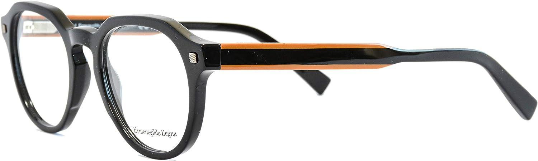 Eyeglasses Ermenegildo Zegna EZ 5128 001 Size 50 20 145