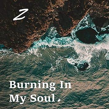 Burning In My Soul.