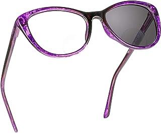 Transition Photochromic Leesbrillen, Bifocale Leesbril Outdoor UV-Bescherming, Computer Leesbril Voor Mannen En Vrouwen Re...