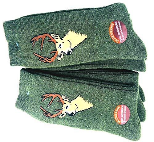 Calcetines TREKKING hombre INVIERNO(esquí,senderismo,montaña,pesca) mantiene los pies frescos y secos una perfecta temperatura de los pies (5700-6pares)