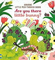Are you there Little Bunny? (Little Peep-Through Books)