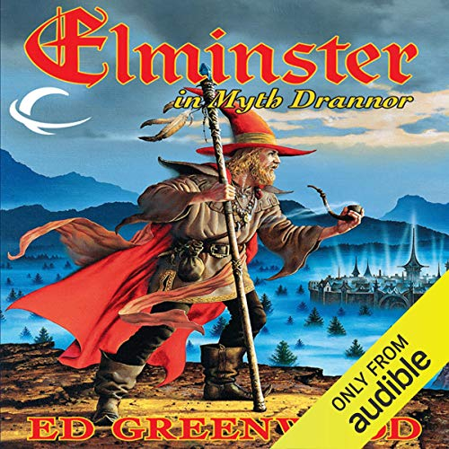 Elminster in Myth Drannor Titelbild