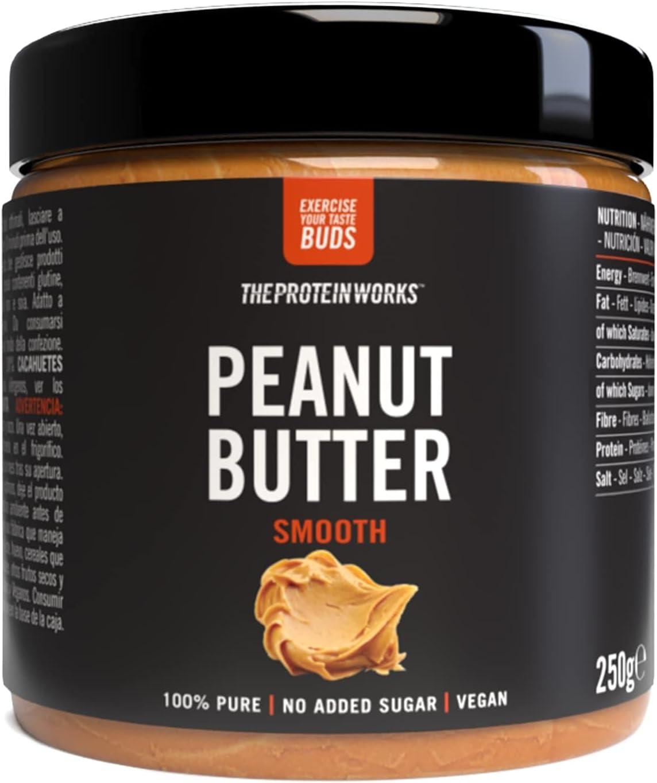 Miglior burro di arachidi Peanut butter Protein Works