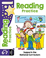 Gold Stars Reading Practice Ages 6-7 Key Stage 1: Supports the National Curriculum (Workbook)
