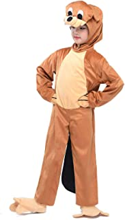 Beaver Costumes Kids Animals Pajamas Cosplay Child Fancy Dress Jumpsuit Outfit