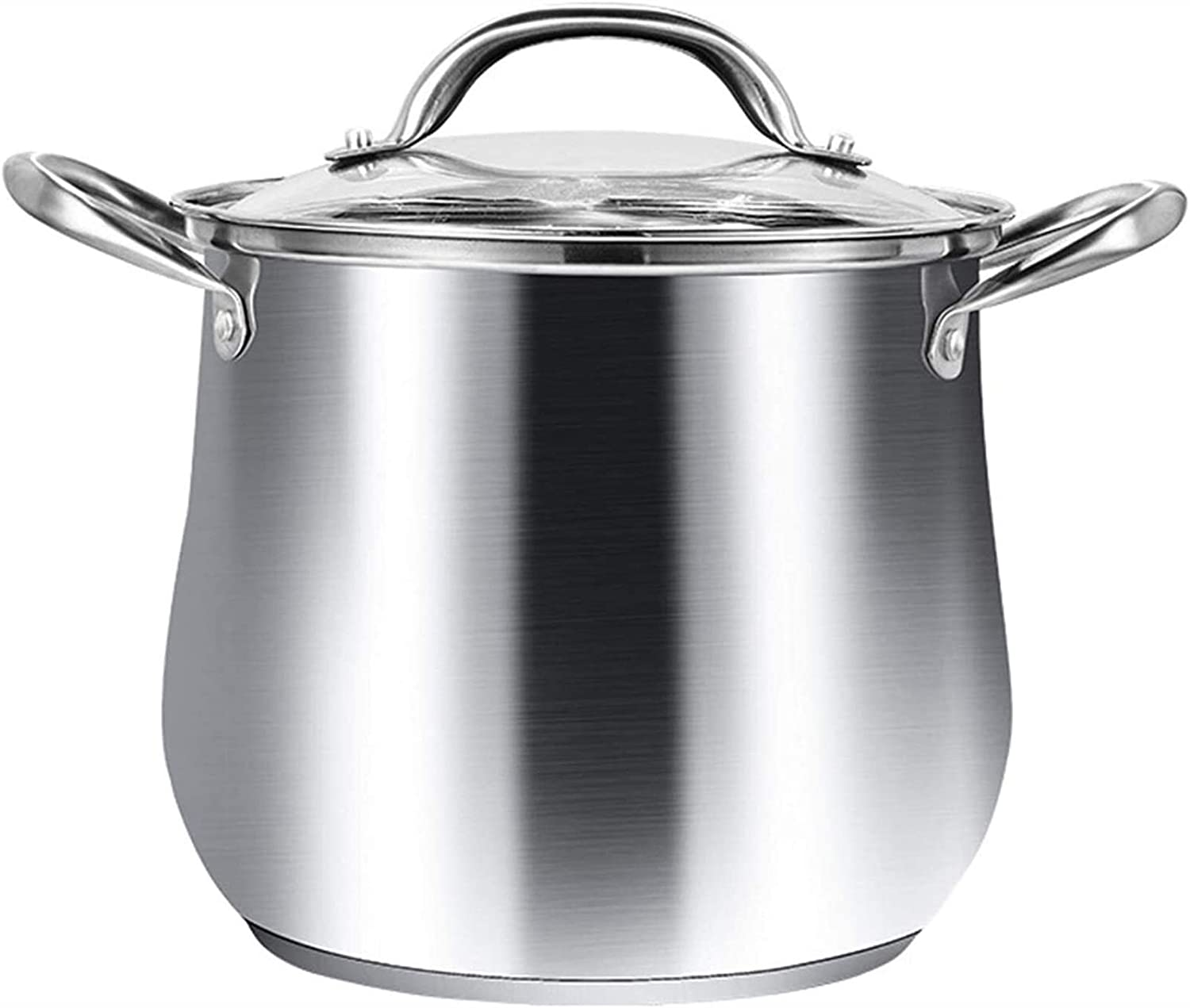 Steamer Pot Stainless Steel Food Soup Cooking Directly managed store Co Pan supreme