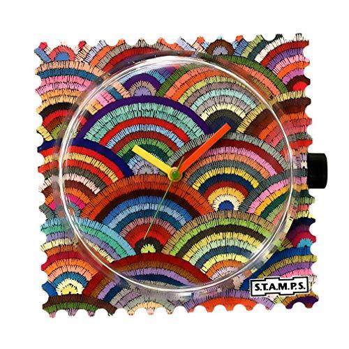 S.T.A.M.P.S. Stamps 105550 Patch Wave - Reloj de pulsera