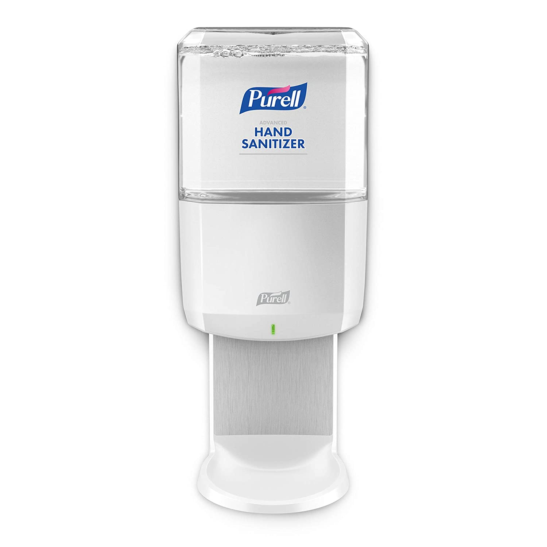 PURELL ES6 Touch-Free Hand Sanitizer for Dispenser Discount mail order Super intense SALE White 1200