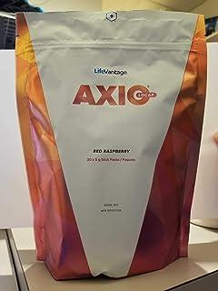 AXIO Red Raspberry Decaf 30 Packs, 5.3 oz (150 g)