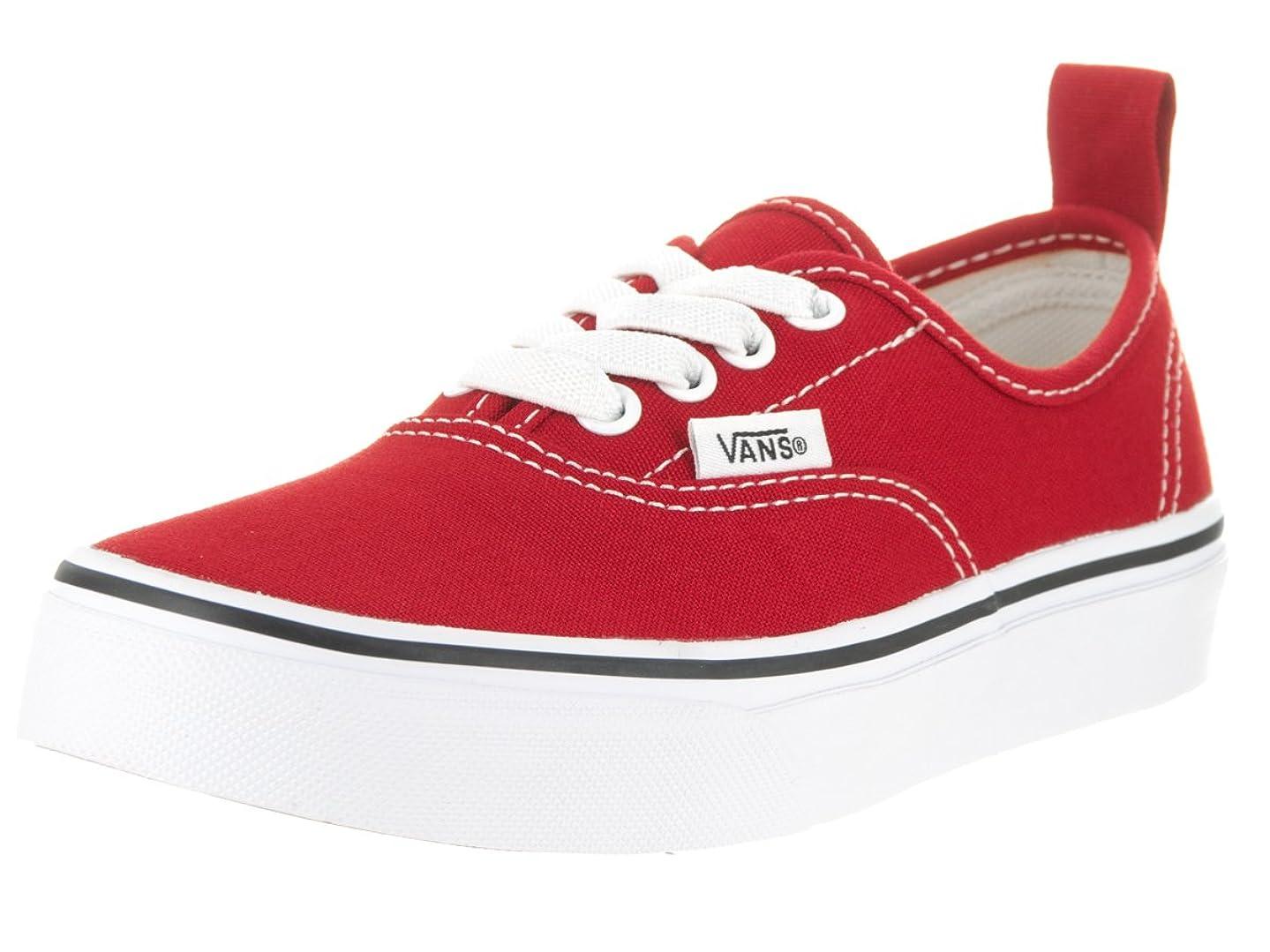 Vans Kids Authentic Elastic Skate Shoes