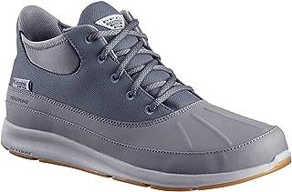 حذاء PFG Delray Duck رجالي من Columbia مقاوم للماء، مع مقبض عالي الاحتكاك