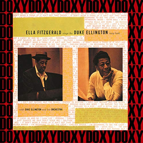 Ella Fitzgerald Sings The Duke Ellington Song Book, Hd Remastered (Remastered Version) [Doxy Collection]