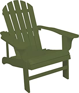 Leigh Country Classic Sage Painted Wood Adirondack Chair