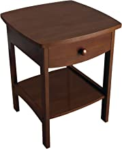 Winsome Wood 94918 Claire Accent Table, Walnut