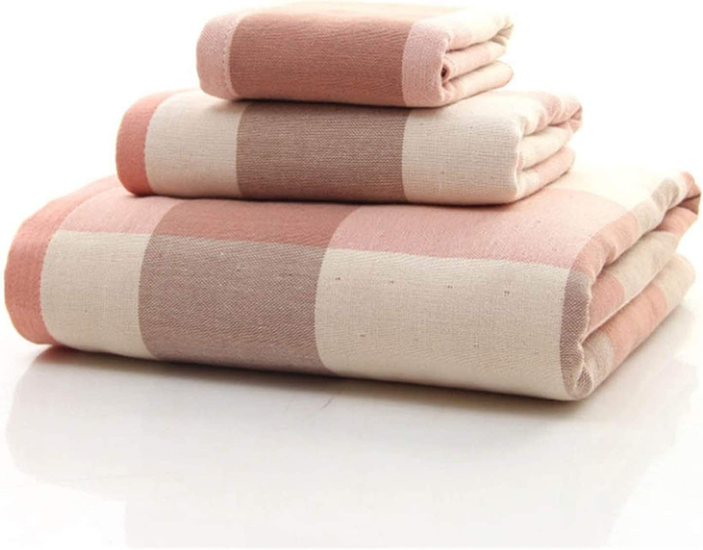 Jgzwlkj Bathroom Towels Cube Max 85% OFF 100% Easy-to-use Cotton Thick Geometric Soft St